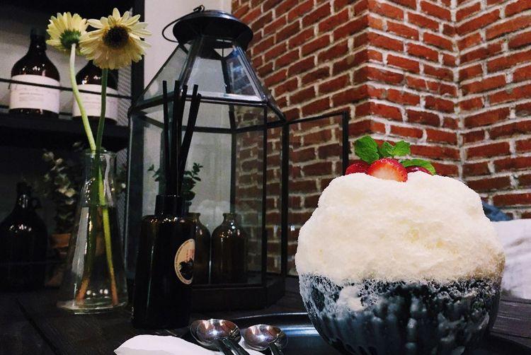 Dessert Strawberry Binsu Delicious Chiang Mai | Thailand Fujifilm_xseries Fujixa2 Meenphtgrph