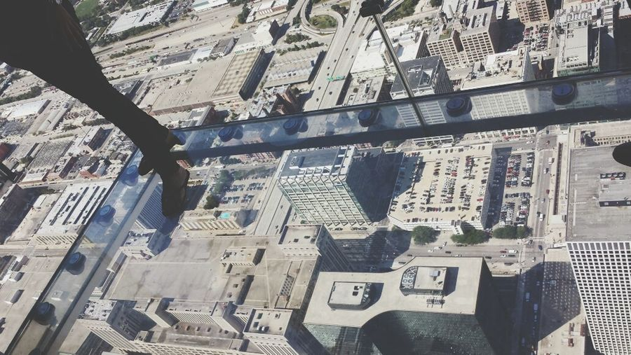 Chicago Skydeck! Awesome That Moment Sweating