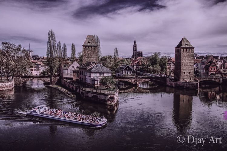 Strasbourg a