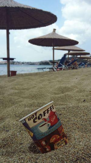 On The Beach Grecia Greece Portocarras With Bae Summer In Love Coffee
