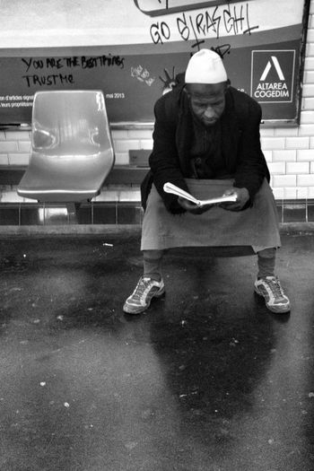 Parisian Subway Stories