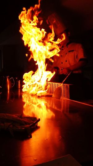 The Foodie - 2015 EyeEm Awards Banana Flame Banana Flambée Japan Japanese Food Foodporn