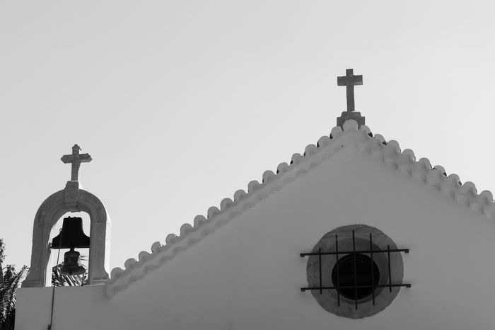 Architectural Detail Architecture Black & White Black And White Blackandwhite Blackandwhite Photography Bnw Chapel Church Close-up Cross Eye4photography  EyeEm EyeEm Best Shots EyeEm Bnw EyeEmBestPics From My Point Of View Monochrome Tower Bell Window