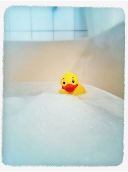Badewanning. Jetzt. At Home Mobile Photography Close Up