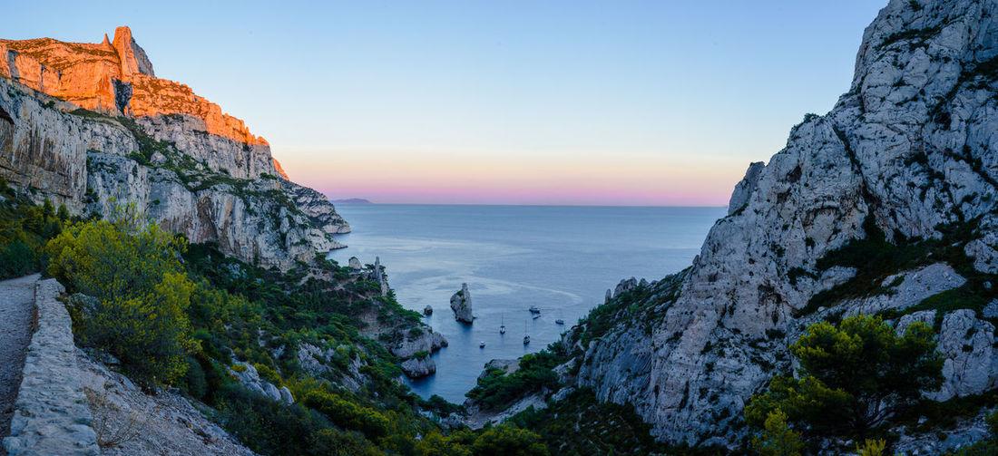 Bay Beach Beauty Beauté Calanques  Coast Couché De Soleil Couleur Côte D'Azur France Landscape Marseille Mediteranean Mer Nature PACA Paysage Plage Provence Scenics Sea Seascape Sugiton Sunset Tourism