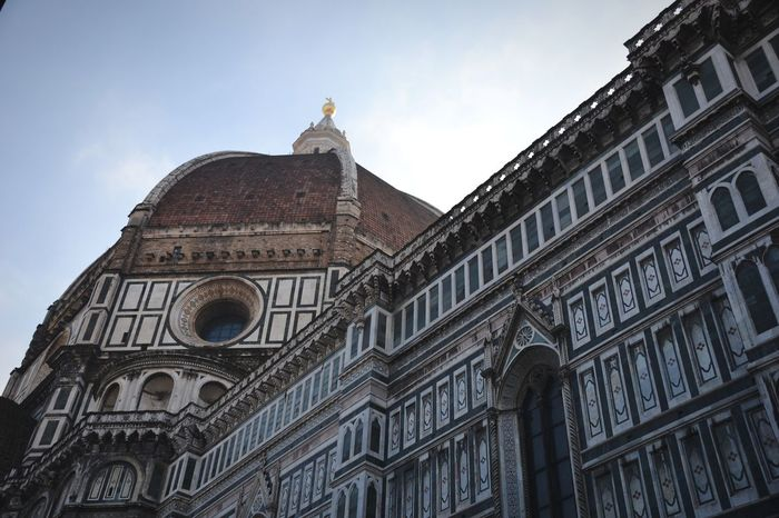 Architecture Travel Destinations Travel History Religion No People City Built Structure Tourism Sky Building Exterior Outdoors Day Florence Italy Firenze Italia