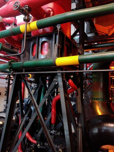 IndustrialRevolution Industrialbeauty Industrialengineering Metal Industry Industrial Factory Redtube Pression Tube Pipe Electricity  Energy
