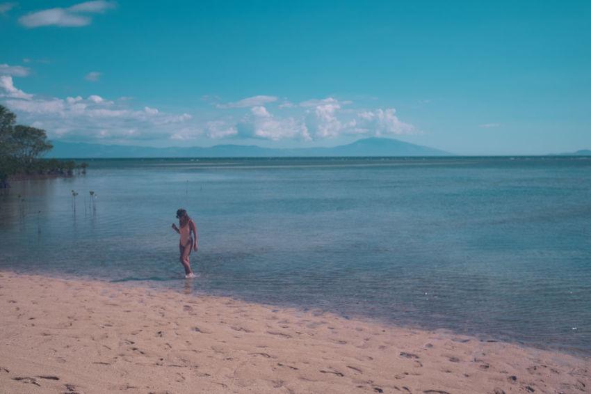 Beach Beautiful Beauty In Nature Cozy Sand Sea Sleep Sun Sunlight Sunset Woman