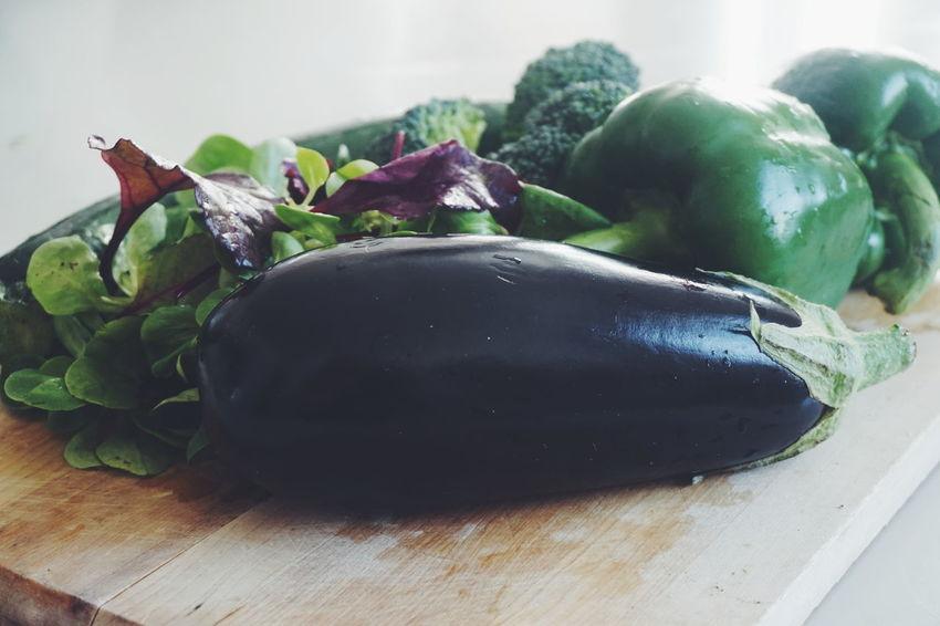 eggplant and other vegetables Squash - Vegetable Vegetable Vegetables Vegetarian Food Vegetables & Fruits Eggplant Zucchini Lettuce Vegetable Artichoke Close-up Food And Drink Raw Food Leaf Vegetable Cauliflower Broccoli