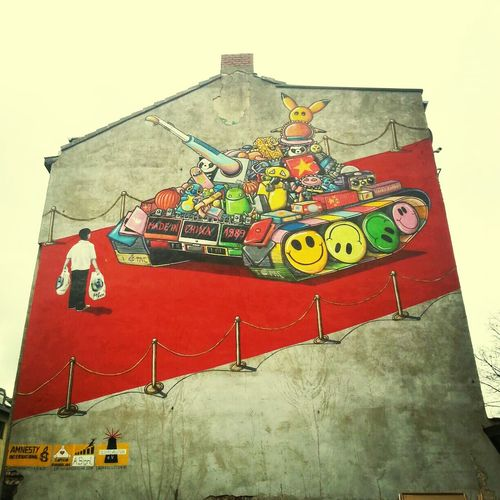 Street Art Köln Strassenkunst 1989