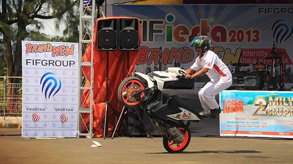 honda moto freestyle Moto Freestyle Contest