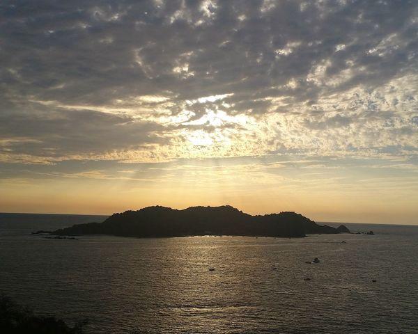 EyeEm Nature Lover EyeEm Sky Lover Sky And Clouds Sunset Ixtapa Mexico Ixtapa, Mexico