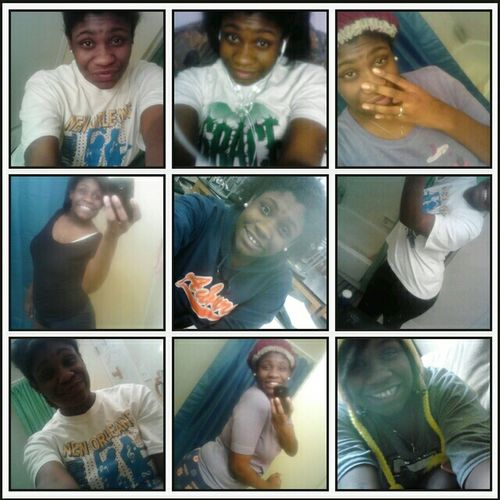 He love's me even on my bad days...cause he thinks its my best days ♥♥ ^___^√√√