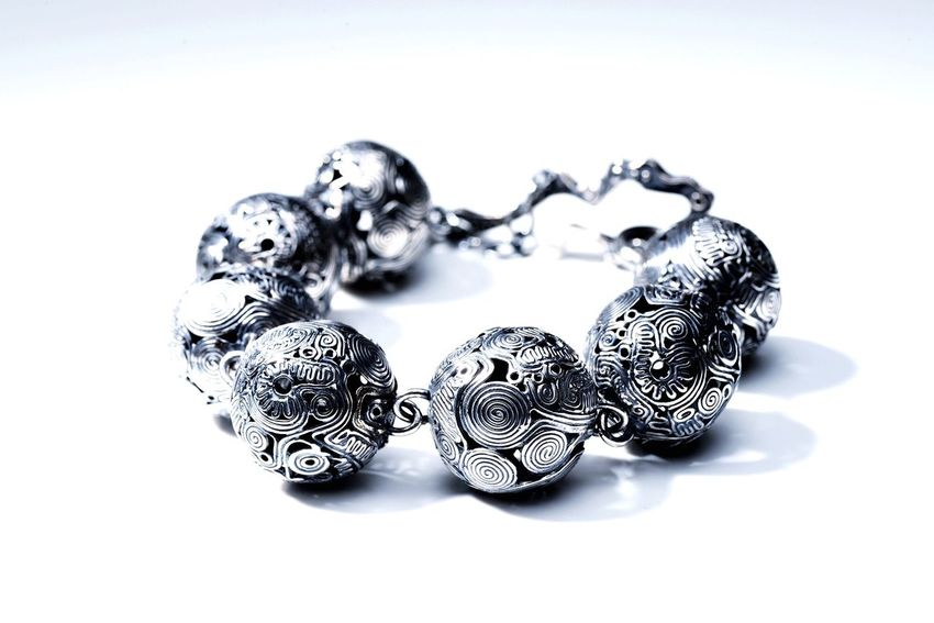 """Make It Yourself . My Made Accessory . Silver925 Bracelet .This Name 『高天原 """"海"""" : Takamagahara """"Umi""""』* """" 高天原 : Takamagahara"""" = The Heavens .""""海 : Umi"""" = Sea . Shinto and Joumon ."""