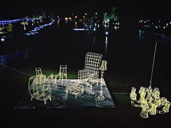 月津港燈會