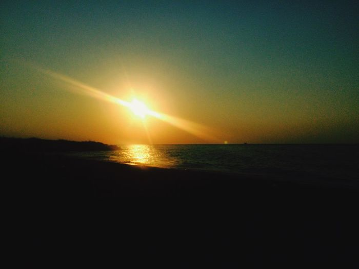 Sunshine Sea Sand Sunset Holiday Being A Beach Bum Eye4photography  First Eyeem Photo Relaxing