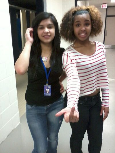 Me && My Right Hand