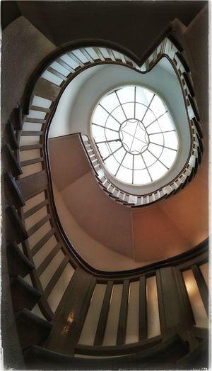Neue Treppenhausgeschichten Spiralstaircase Staircaseporn Staircasefriday Treppenhausfreitag Upstairsview