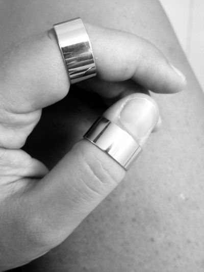 Ring Jewelry Fingers Blackandwhite Personal Perspective Intimate Hand People Body Part Body Language