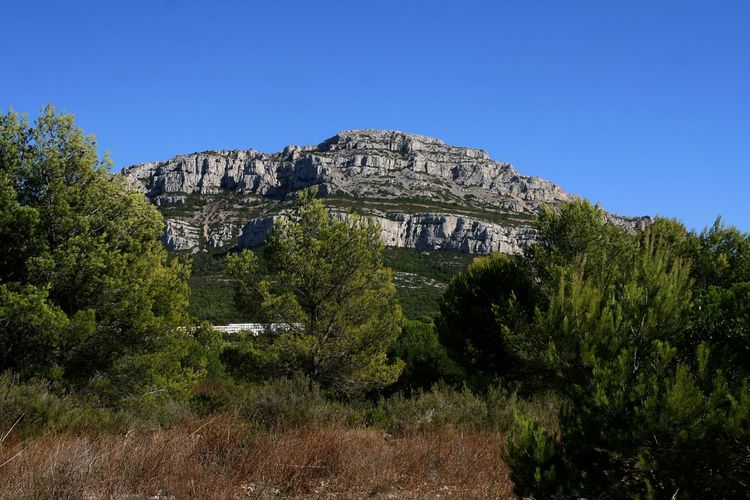Mountain Mountain View Creek Sugiton Marseille The Indian