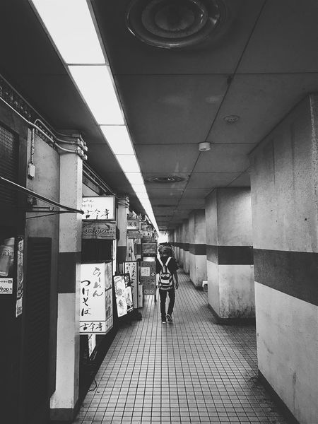 Japan Built Structure Architecture People Streetphotography EyeEm Gallery Eye4photography  Street Photography Japan Photography From My Point Of View EyeEm Best Shots Monochrome Street IPhoneography IPhone Photography