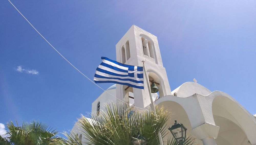 Church Paros Paros_island Greece Sun GREECE ♥♥