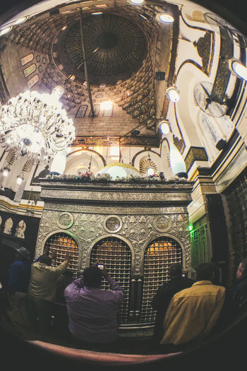 Alsayyeda Zainab Mosque Architecture Built Structure Calligraphy City Day Dome EyeEm Best Shots Illuminated Indoors  Islam Islamic Architecture Islamic Art Islamic Backgrounds Low Angle View Mosque Place Of Worship Popular Photos Religion Shrine Spirituality Travel Destinations