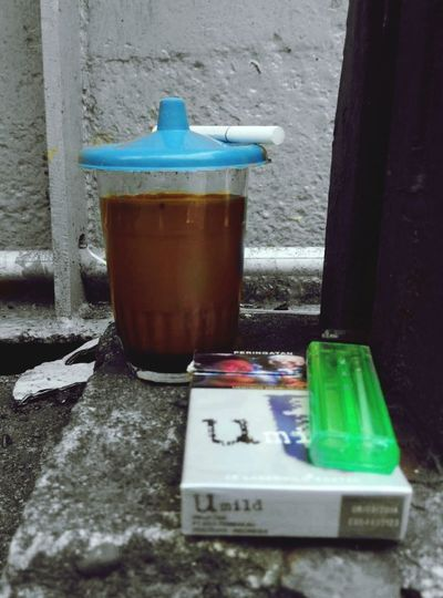Coffee And Cigarettes Cofee Time Colorsplash