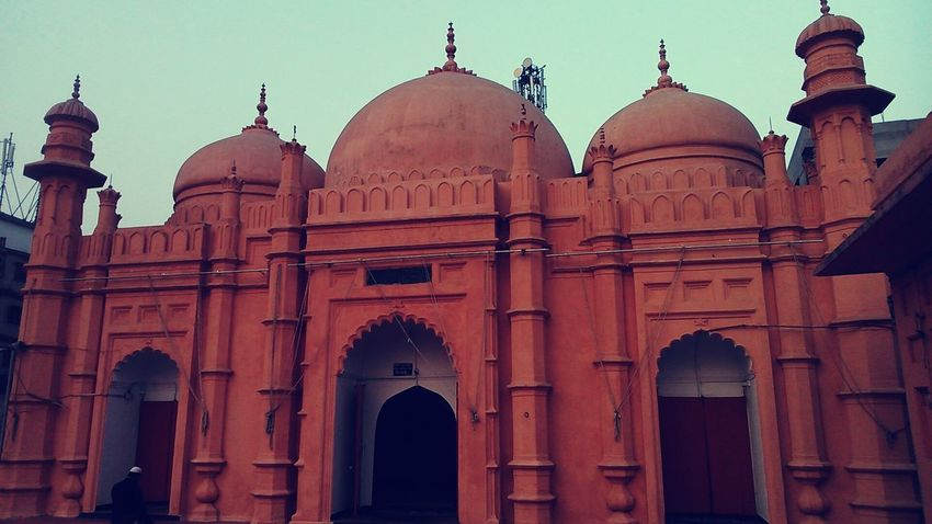 Masjid Old Buildings Beautiful Places Historical Building