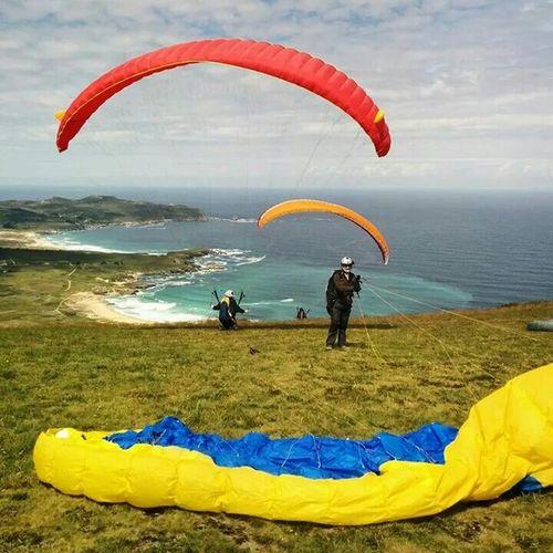 Ferrol  Ponzos Sports Parapente Paragliding Paraglider Naturaleza Sports Photography