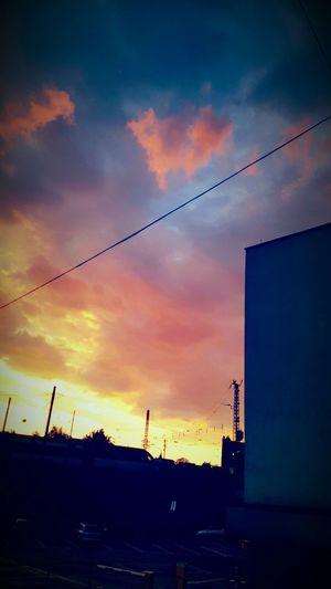 Sky Sundown