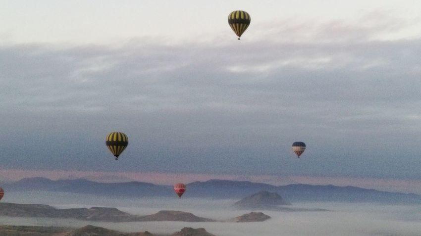 Ürgüp balon..kapodakya.. Enjoying Life First Eyeem Photo