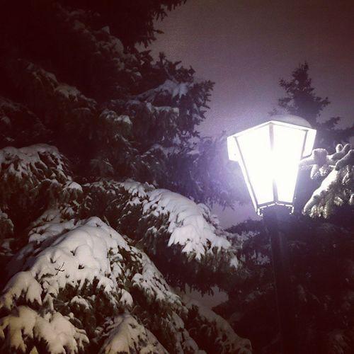Ночь ? улица👣 фонарь ?балашов night light street instasize instacollection