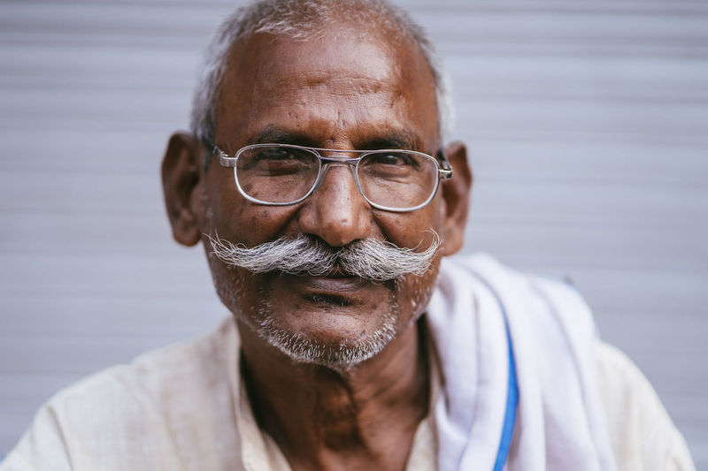 Portraits of Delhi, Inida. Taken during my 3 day trip to the indian capital The Portraitist - 2018 EyeEm Awards Adult Beard Eyeglasses  Facial Hair Focus On Foreground Front View Glasses Headshot Lifestyles Looking At Camera Males  Mature Adult Mature Men Men One Person Outdoors Portrait Real People Senior Adult Senior Men