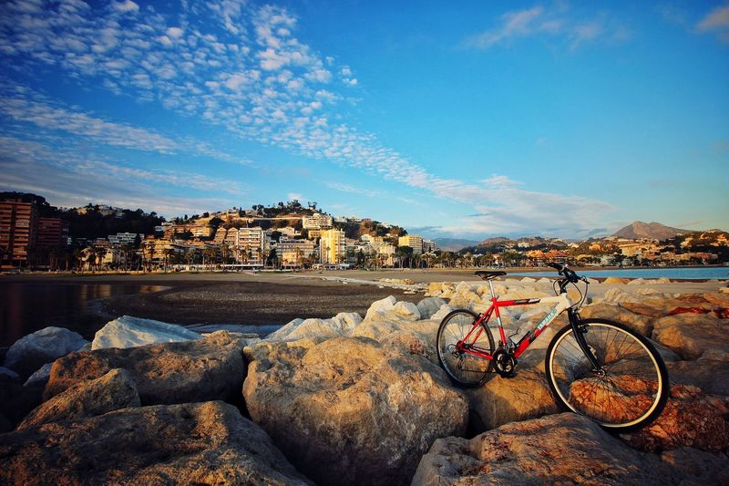 CyclingUnites Travel Destinations Beauty In Nature Cloud - Sky Vacations Spanishlife Mediterraneo Málaga, Spain Spain Is Different