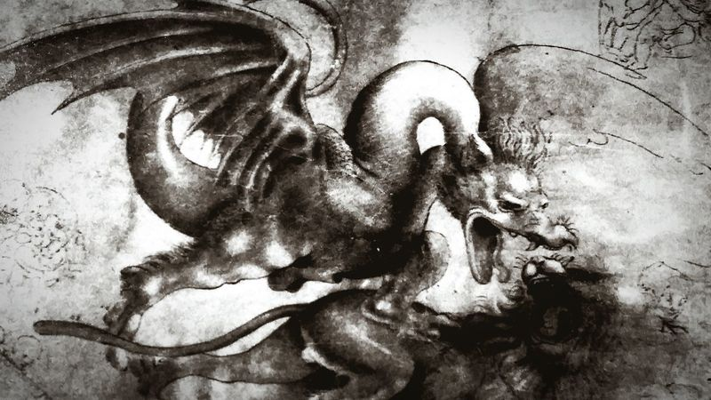 Dragon Da Vinci