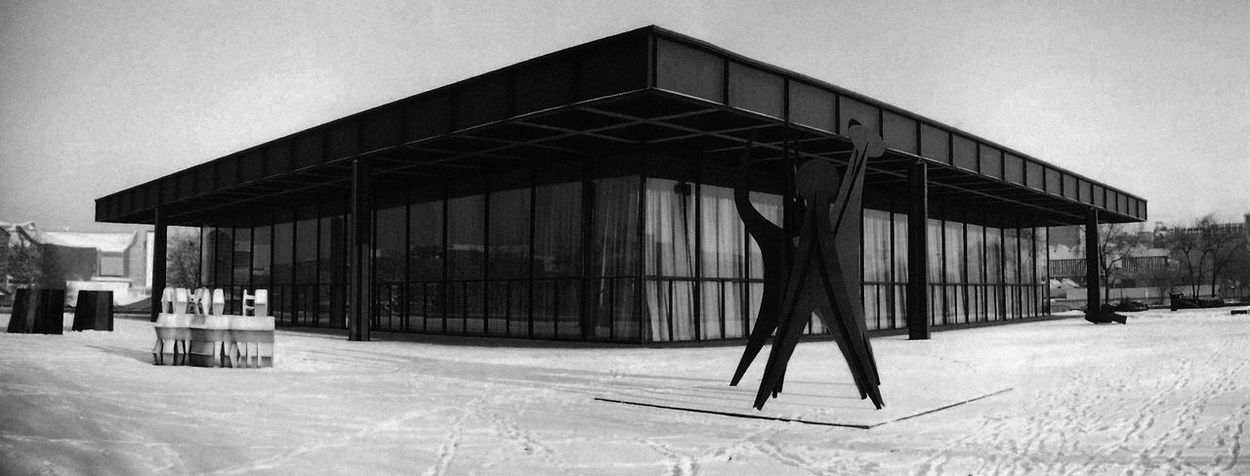 A scan of an old film photo I took some years ago. Architectural Feature Architecture Architecture Berlin Building Exterior Built Structure Europe Germany Glass - Material Mies Van Der Rohe Modern Neue Nationalgalerie Outdoors Public Building Discover Berlin The Graphic City The Architect - 2018 EyeEm Awards