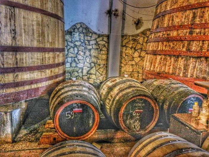 Original moscatel barrels from 1952 Wine Vino Redwine Vin Winetasting Instawine Winery Cheers Drinks Moscato Happy Winelovers  Vineyard Relax Glass Yum Delicious Drinking Winetime Portugal Ig_portugal Instagood Favaios Moscatel History winehistory