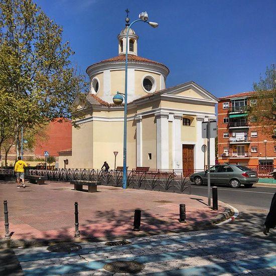 Iglesia de San Nicasio Leganés