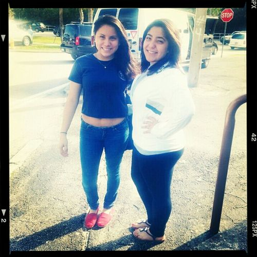 Some Days Ago With My Hoe ♡