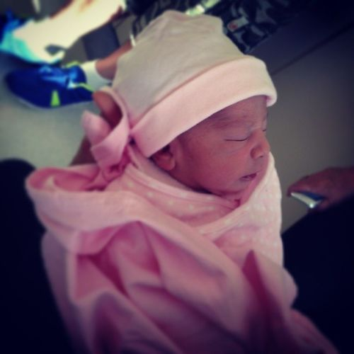 Cant wait to see our beautiful Princess Niece. Auntys coming Sariah Ufagafa Ortensia Lemalu blessed