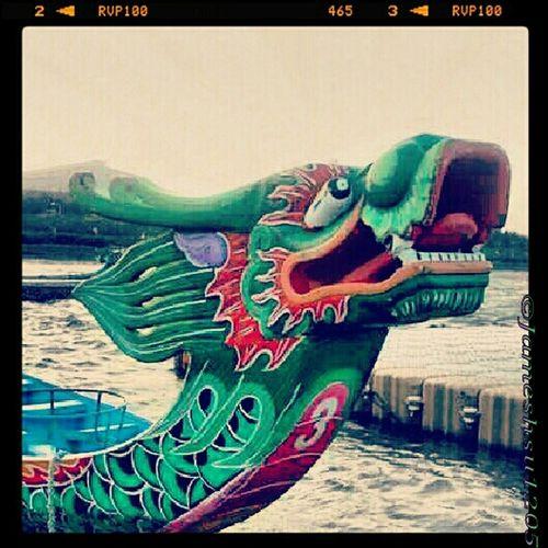 Taiwan Dragon Boats Lukang