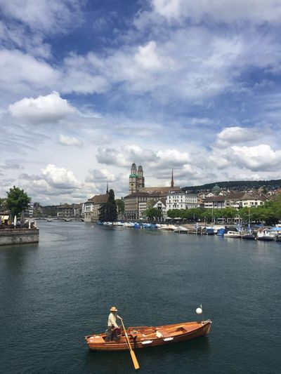 Beautiful Zurich on the Limmat in summertime First Eyeem Photo Lake View Zurich, Switzerland Zürichsee Zürich Lake Zürich Limmat Limmatquai Travelphotography Travel Destinations Traveling Feel The Journey