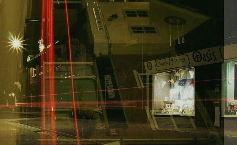Reflection Built Structure Business Finance And Industry Store Architecture City People Building Exterior Night Outdoors Numanoids Gary Numan Telekon Night Time Awesomeness Ninja Photographer Nightlife Nightphotography Nigth 🌜⭐️