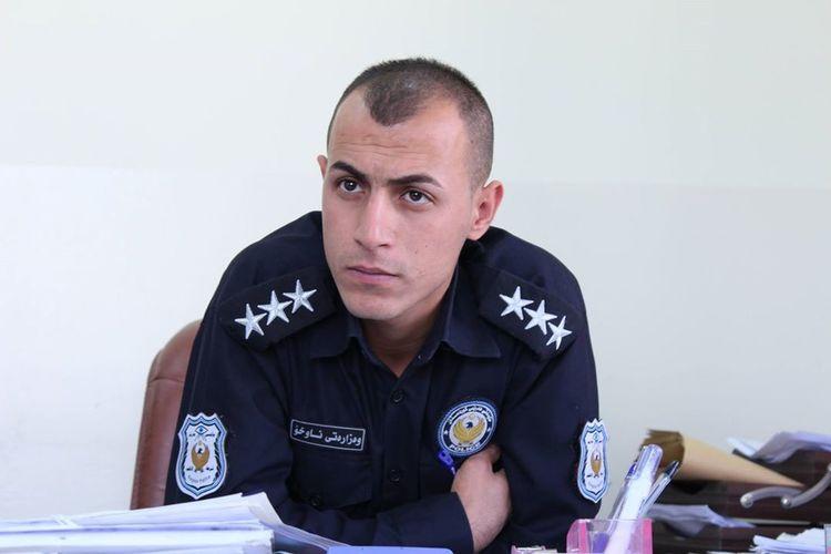 Police Kurdishboy Kurdistan Short Film