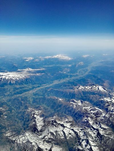 Sea Blue Nature Water Outdoors Scenics Tranquility Cold Temperature Aerial View Landscape Beauty In Nature Day No People Travel Destinations Winter Beauty Vacations Snow Sky Bulgaria Nature 3XSPUnity Mobile Photography High Angle View From An Airplane Window Mountains And Valleys