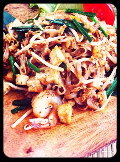 Thai Food Pad