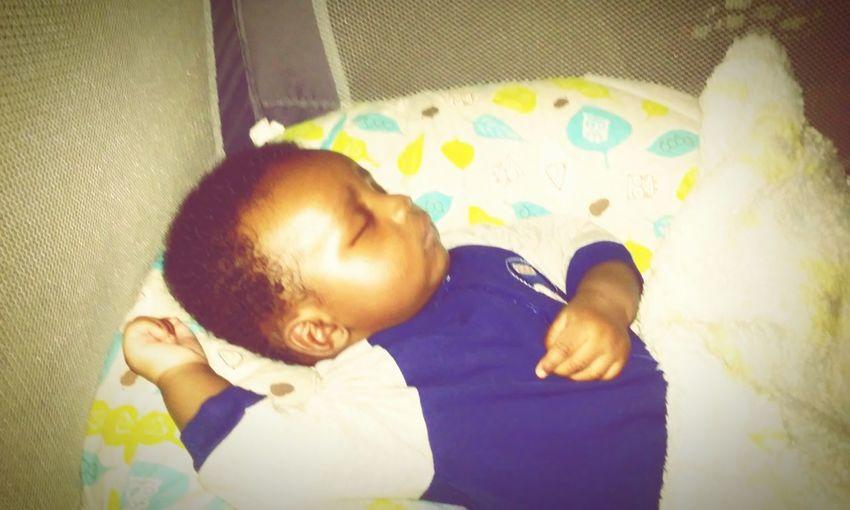 Sleep truly is a beautiful thing. WhatIloveaboutyou Sleepyhead ✌ Haveagoodnight Isaiah ❤