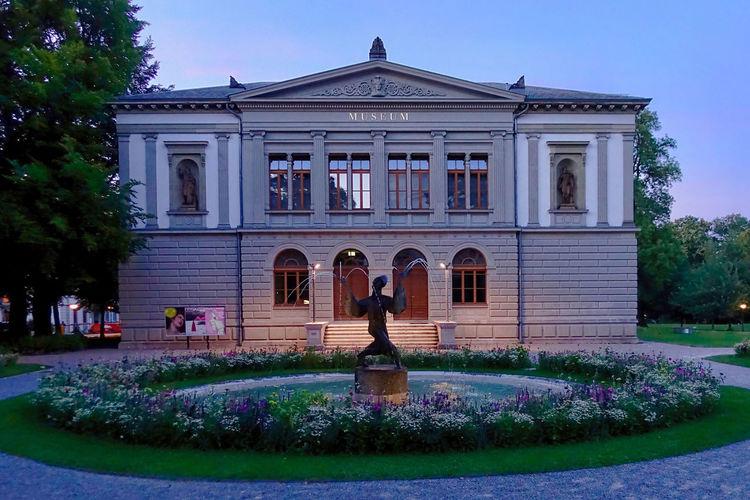 Art Museum Art