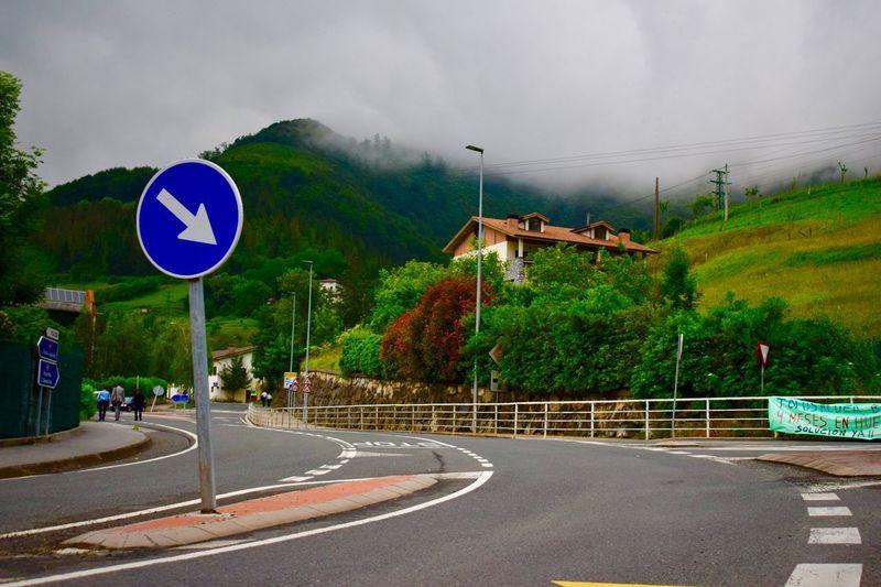 Sign Road Road